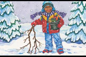 堆雪人 Making A Snowman